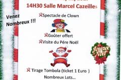 Les Nin's Lasseillais : Fête de Noël