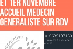 PERMANENCE Médecin généraliste