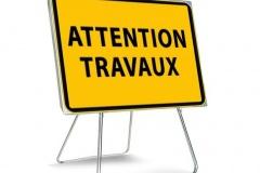 Arrêté temporaire portant restriction de circulation et interdiction de stationner