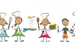 Calendrier : atelier parent-enfant & atelier cuisine participatif
