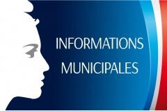 Information à la population