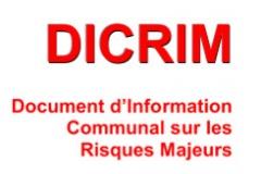 Annulation réunion DICRIM