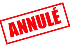 ANNULATION CINÉMAGINAIRE DU 23/02