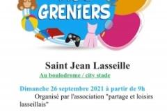 Vide-grenier - Partage et Loisirs Lasseillais