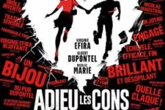 """Cinémaginaire : """"Adieu Les Cons"""""""